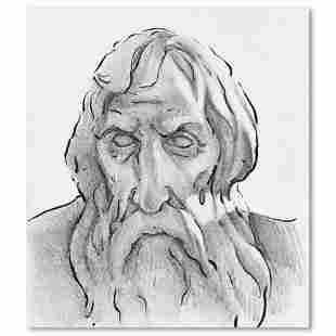"Charles Lynn Bragg, ""Philosopher-Poet"" Original Ink and"
