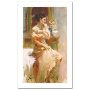 "Pino (1939-2010) ""Silk Taffeta"" Limited Edition Giclee."