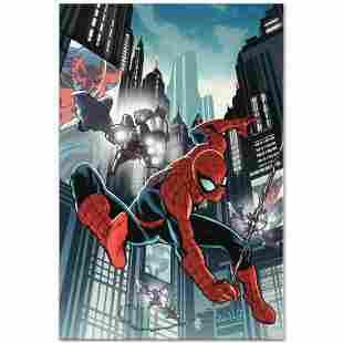 "Marvel Comics ""Timestorm 2009/2099: Spider-Man One-Shot"