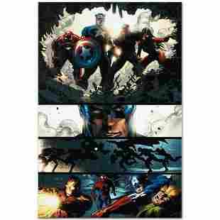 "Marvel Comics ""Amazing Spider-Man #523"" Numbered"