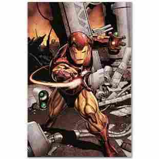 "Marvel Comics ""Marvel Adventures: Super Heroes #1"""