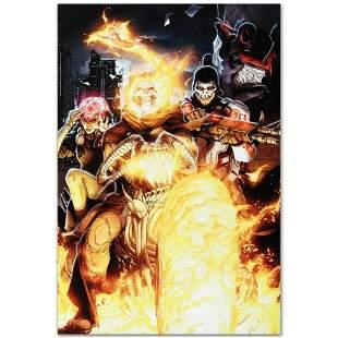 "Marvel Comics ""Timestorm 2009/2099 #2"" is a Numbered"