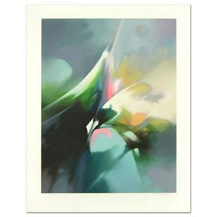"""Thomas Leung, """"Effervescence"""" Limited Edition, Numbered"""