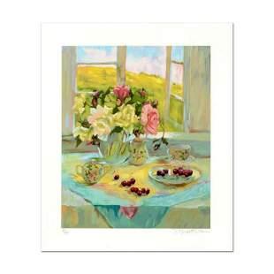 "S. Burkett Kaiser, ""Spring Roses"" Limited Edition,"
