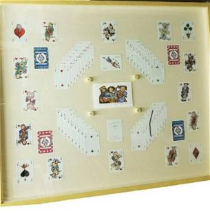 Boulanger, Graciella PLAYING CARDS with Dice