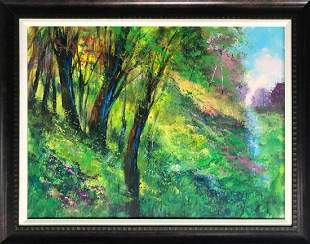Michael Schofield Original acrylic painting on canvas