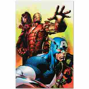 """Marvel Comics """"Avengers #501"""" Numbered Limited Edition"""