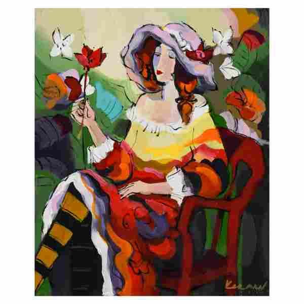 Michael Kerman, Original Acrylic Painting on Canvas,
