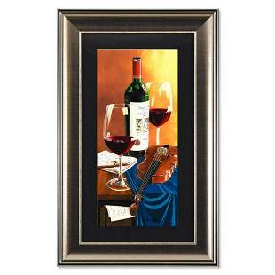"""Dima Gorban, """"Concert For Two"""" Framed Limited Edition"""