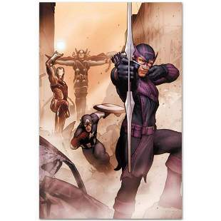 """Marvel Comics """"Avengers: Solo #1"""" Numbered Limited"""