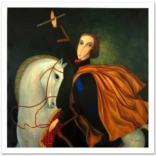 "Sergey Smirnov (1953-2006), ""Peter The Great: Emperor"""