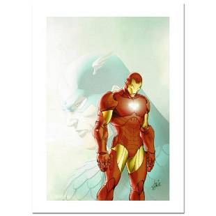 """Stan Lee Signed, """"Fallen Son: The Death of Captain"""