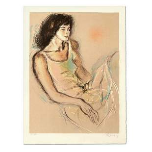 """Pecard, """"Reflections"""" Limited Edition Lithograph,"""