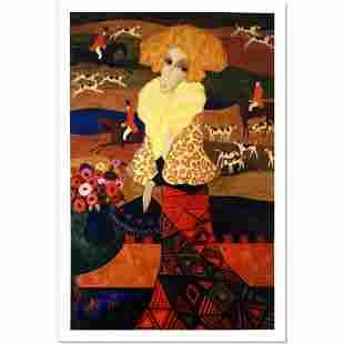 """Sergey Smirnov (1953-2006), """"Tapestry Of The Hunt"""""""