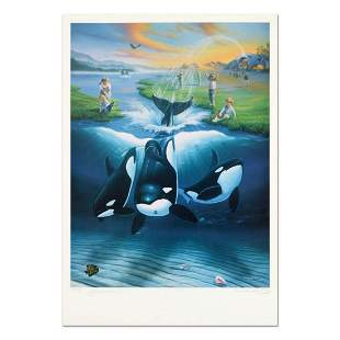 """""""Keiko's Dream"""" Limited Edition Lithograph, Numbered"""