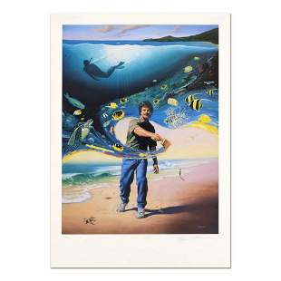 """Wyland and Jim Warren, """"Another Day At the Office"""""""