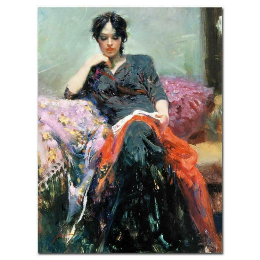 "Pino (1939-2010), ""Her Favorite Book"" Artist"