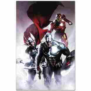 """Marvel Comics """"Invasion #6"""" Numbered Limited Edition"""