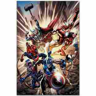 """Marvel Comics """"Avengers #12.1"""" Numbered Limited Edition"""