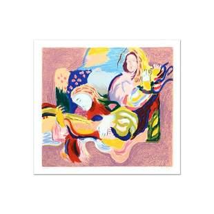 "David Bovetez, ""Fiesta"" Limited Edition Lithograph,"