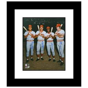 """""""The Big Four"""" Framed Photograph Autographed by the Big"""