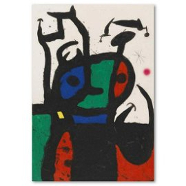 "Joan Miro (1893-1983), ""Le Matador"" Limited Edition"