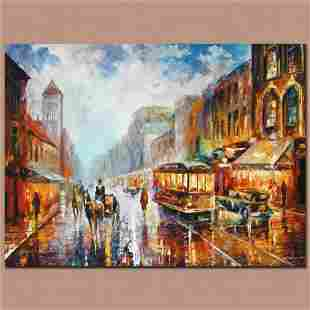 "Leonid Afremov (1955-2019) ""Paris 1925"" Limited Edition"