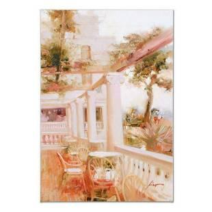 "Pino (1939-2010), ""Villa Sorrento"" Artist Embellished"