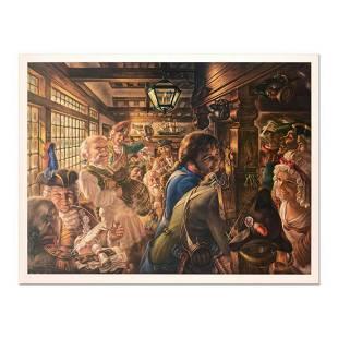 """Virginia Dan (1922-2014), """"Yankees Tavern 1776"""" Limited"""