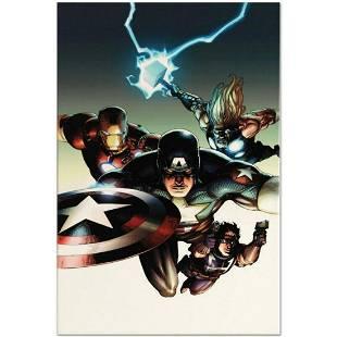 "Marvel Comics ""Ultimate Avengers vs. New Ultimates #2"""