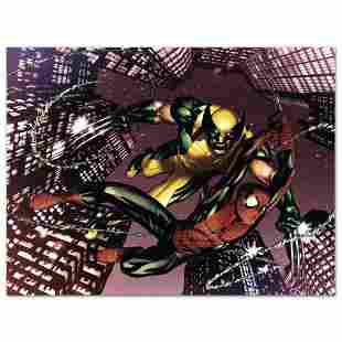 "Marvel Comics ""Astonishing Spider-Man & Wolverine #1"""