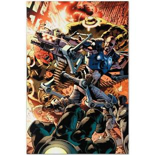 """Marvel Comics """"Ultimate Doom #1"""" Numbered Limited"""