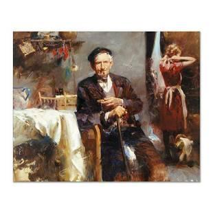 "Pino (1939-2010), ""Fleeting Moments"" Artist Embellished"