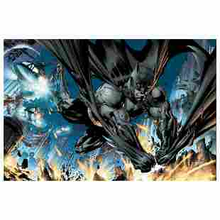 """DC Comics, """"Justice League (New 52) #1"""" Numbered"""