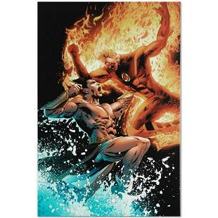 "Marvel Comics ""Ultimate Fantastic Four #26"" Numbered"