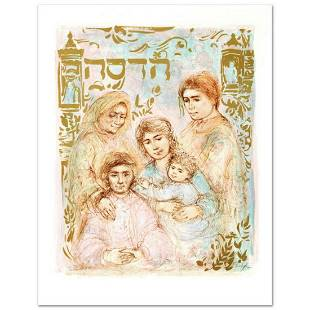"""""""Hadassah, The Generation"""" Limited Edition Lithograph"""