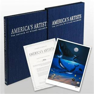 """""""America's Artists: The Artists of Wyland Galleries"""""""