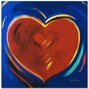 """""""To Hold You In My Heart"""" Limited Edition Giclee on"""