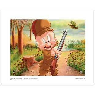 """""""Elmer Hunting"""" Limited Edition Giclee from Warner"""