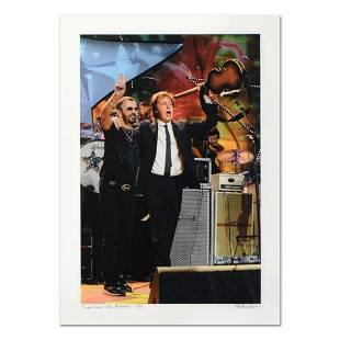 "Rob Shanahan, ""Ringo Starr & Paul McCartney"" Hand"