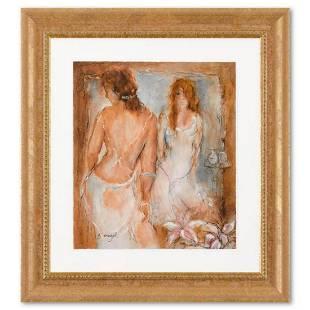 "Batia Magal, ""Femininity"" Framed Limited Edition"