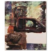 """Robert Rauschenberg (1925-2008), """"Everything Old Is New"""