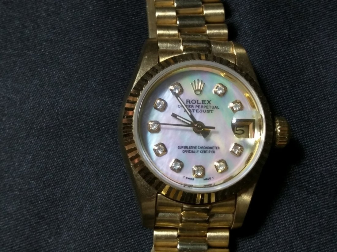 Knock off lady Rolex watch - 2