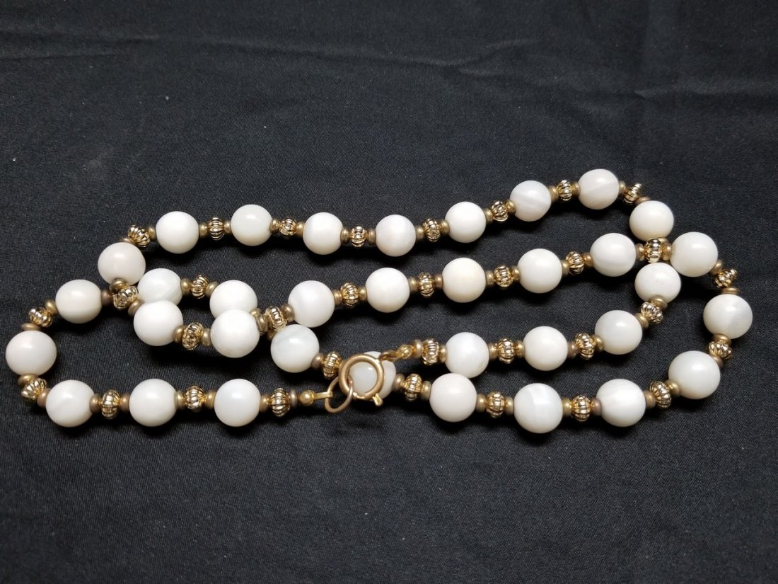 Excellent pearl round bead