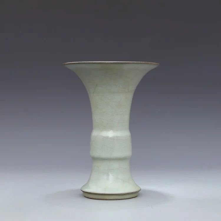 An unusual Chinese porcelain vase
