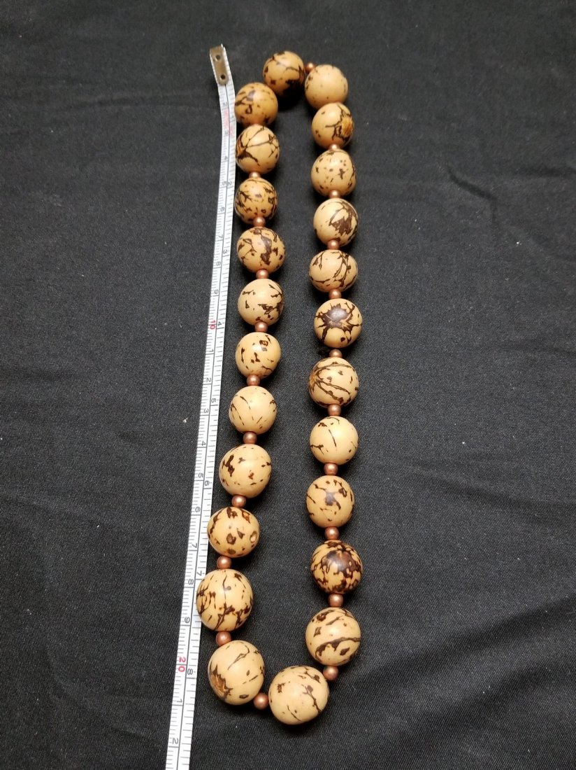 Nice collection of bead necklace