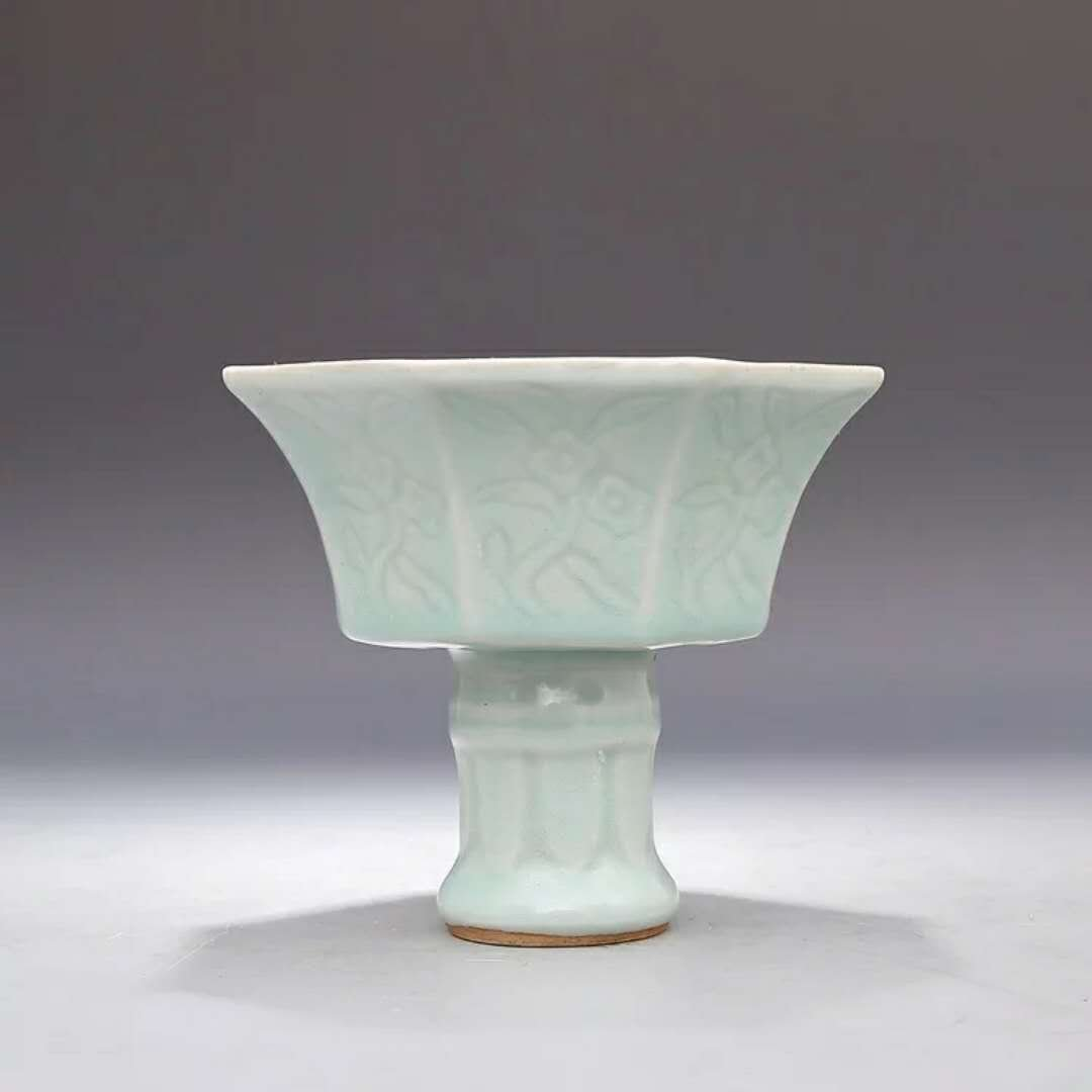 Song dynasty style porcelain vase
