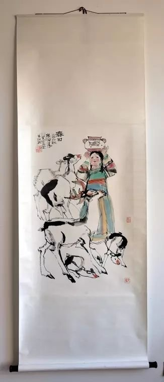 Fine Chinese modern ink  painting