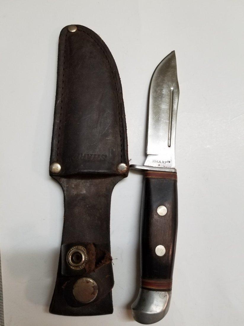 Vintage hunting knife