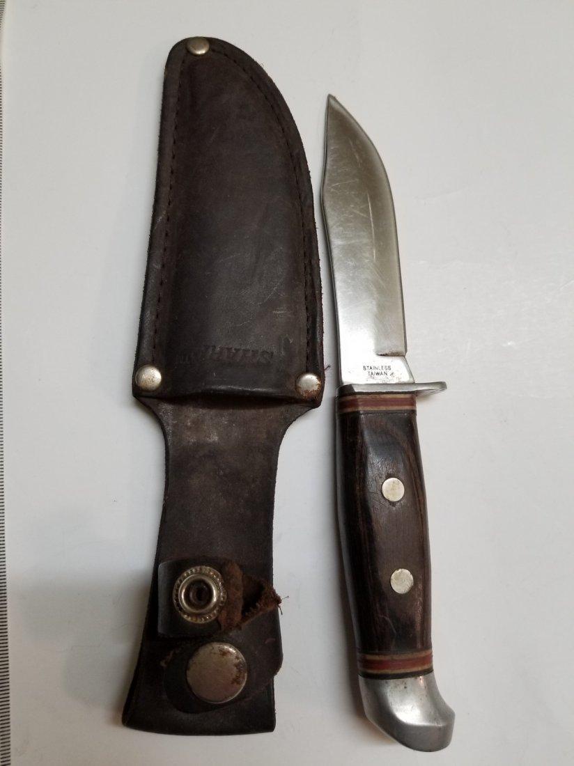 Vintage hunting knife - 2